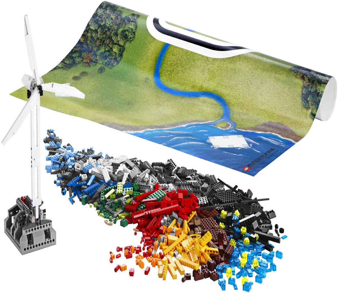 "LEGO 9594 ПервоРобот ""Экоград"" MINDSTORMS Education NXT"