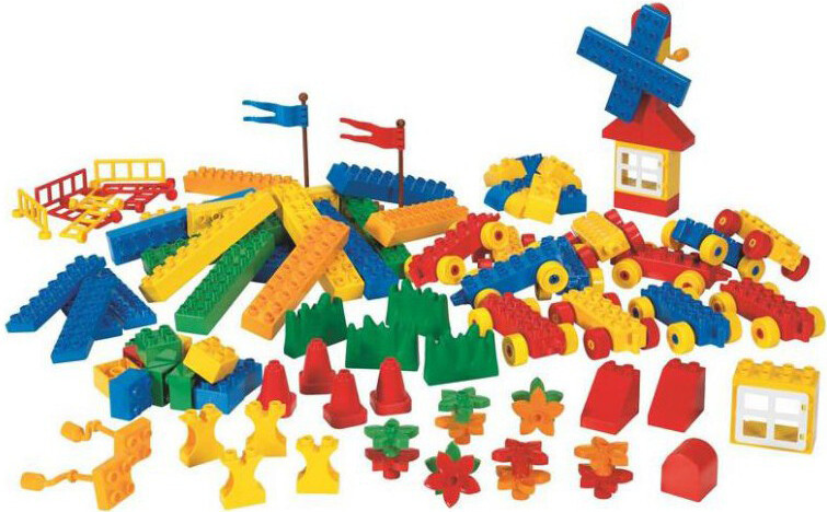 LEGO 9078 Набор специальных элементов DUPLO