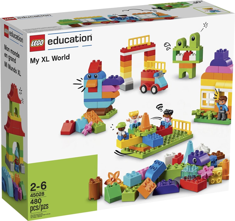 LEGO 45028 Мой большой мир