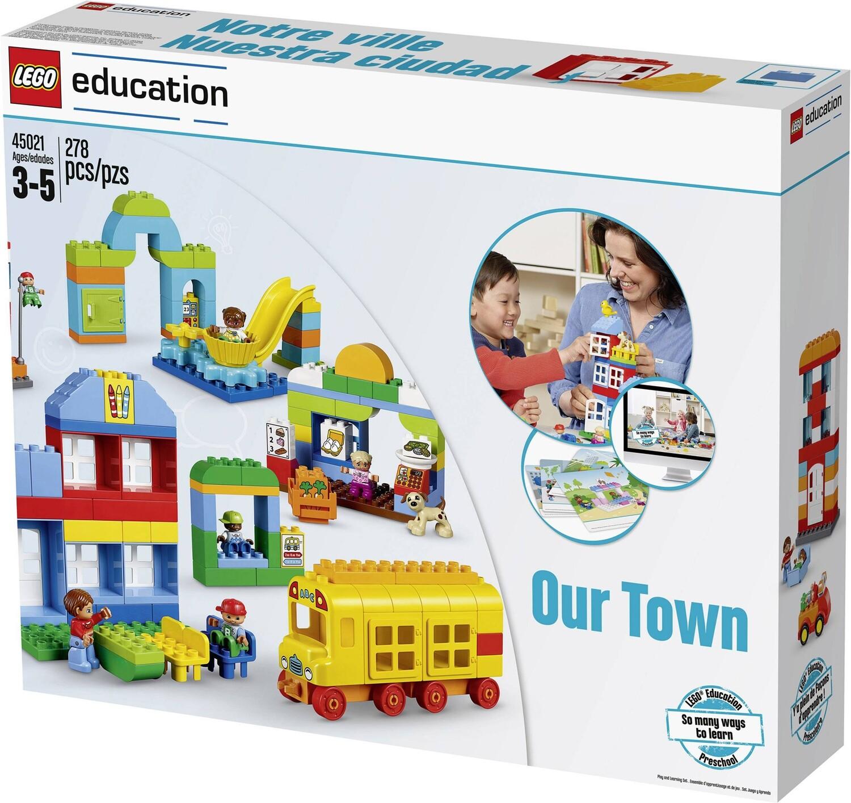 LEGO 45021 Наш родной город DUPLO