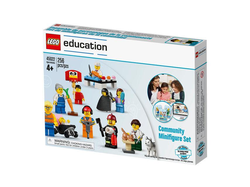 Городские жители LEGO
