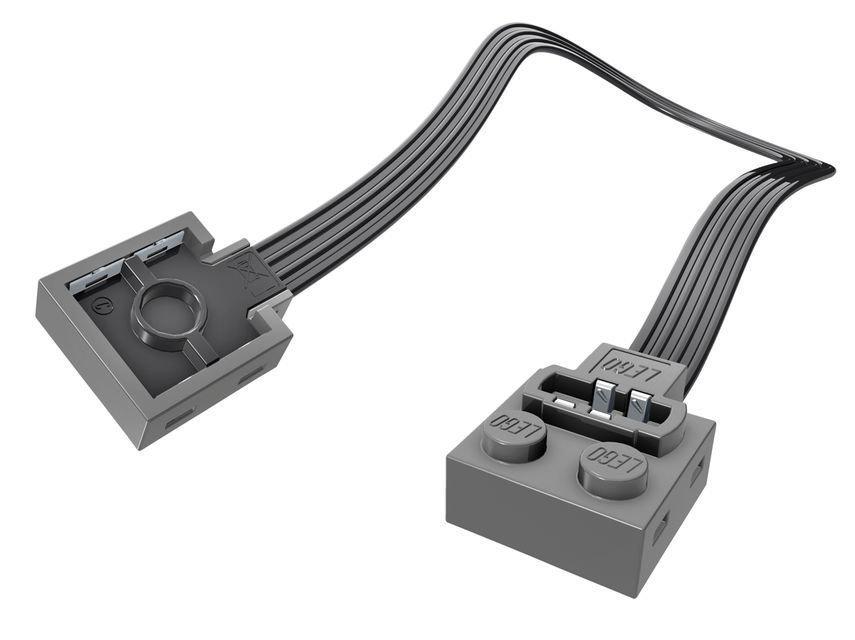 LEGO 8886 Дополнительный кабель PF (20 см)