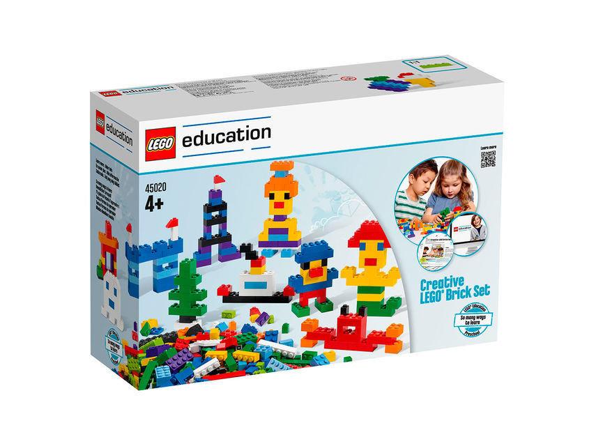 LEGO 45020 Кирпичики для творческих занятий LEGO