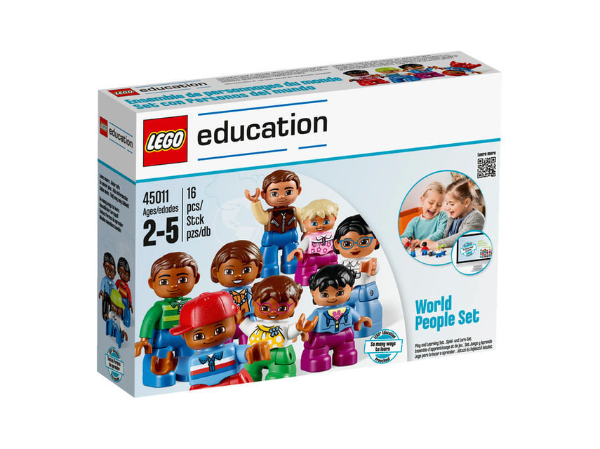 LEGO 45011 Люди мира DUPLO
