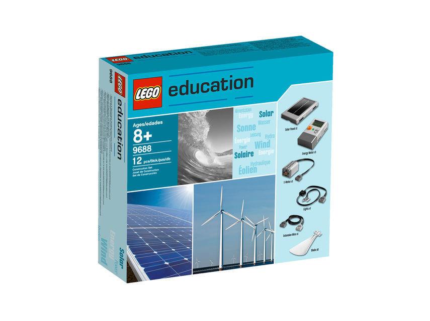 Образовательное решение «Возобновляемые источники энергии»