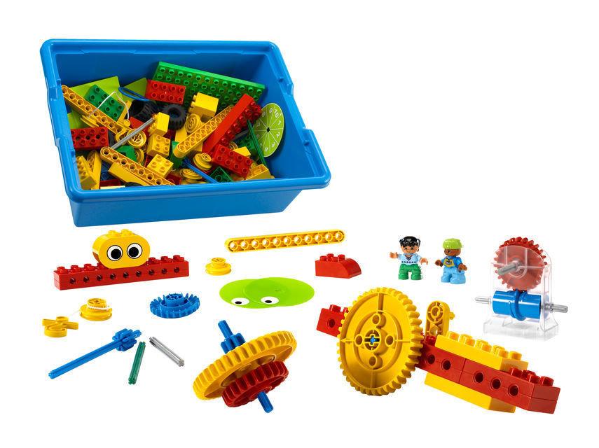 LEGO 9656 Образовательное решение «Первые механизмы»