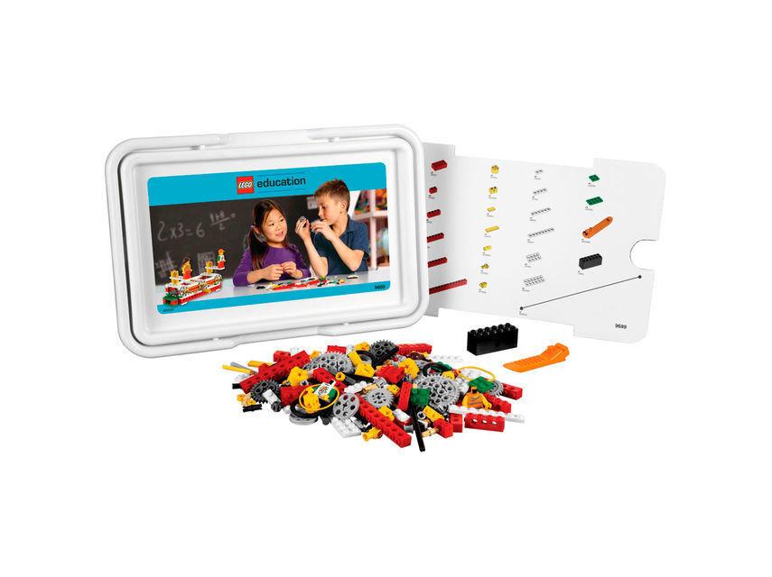 LEGO 9689 Образовательное решение «Простые механизмы»