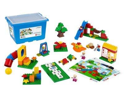 LEGO 45001 Детская площадка DUPLO