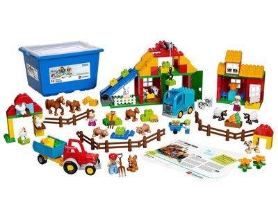 LEGO 45007 Большая ферма DUPLO