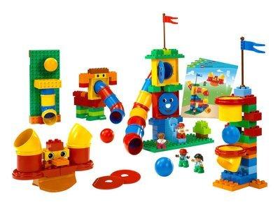 LEGO 9076 Набор с трубками DUPLO