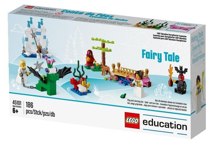 """LEGO 45101 Дополнительный набор StoryStarter """"Развитие речи 2.0. Сказки"""""""