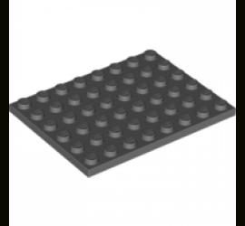 Плитка 6X8 (темно-серая)
