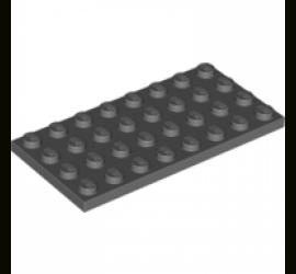 LEGO 4211061 Плитка 4X8 (серая)