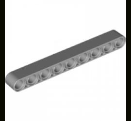 LEGO 4211866 TECHNIC 9M балка (светло-серая)