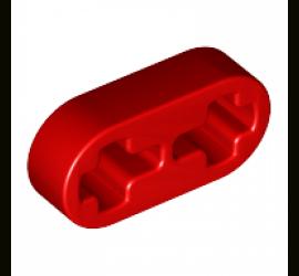 LEGO 4186678 TECHNIC рычаг 2M (красный)