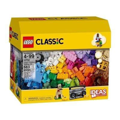LEGO 10702 Набор кубиков для свободного конструирования