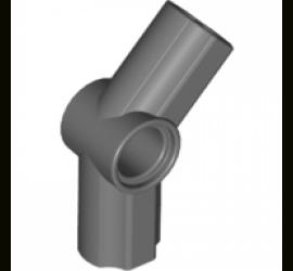Угловой элемент 135° (серый)
