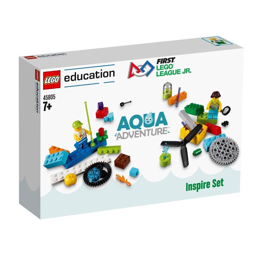 """LEGO 45805 Набор для FLL соревнований """"Водное приключение"""""""