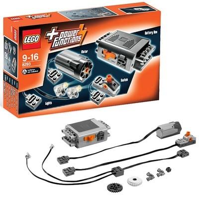 LEGO 8293 Набор с мотором PF