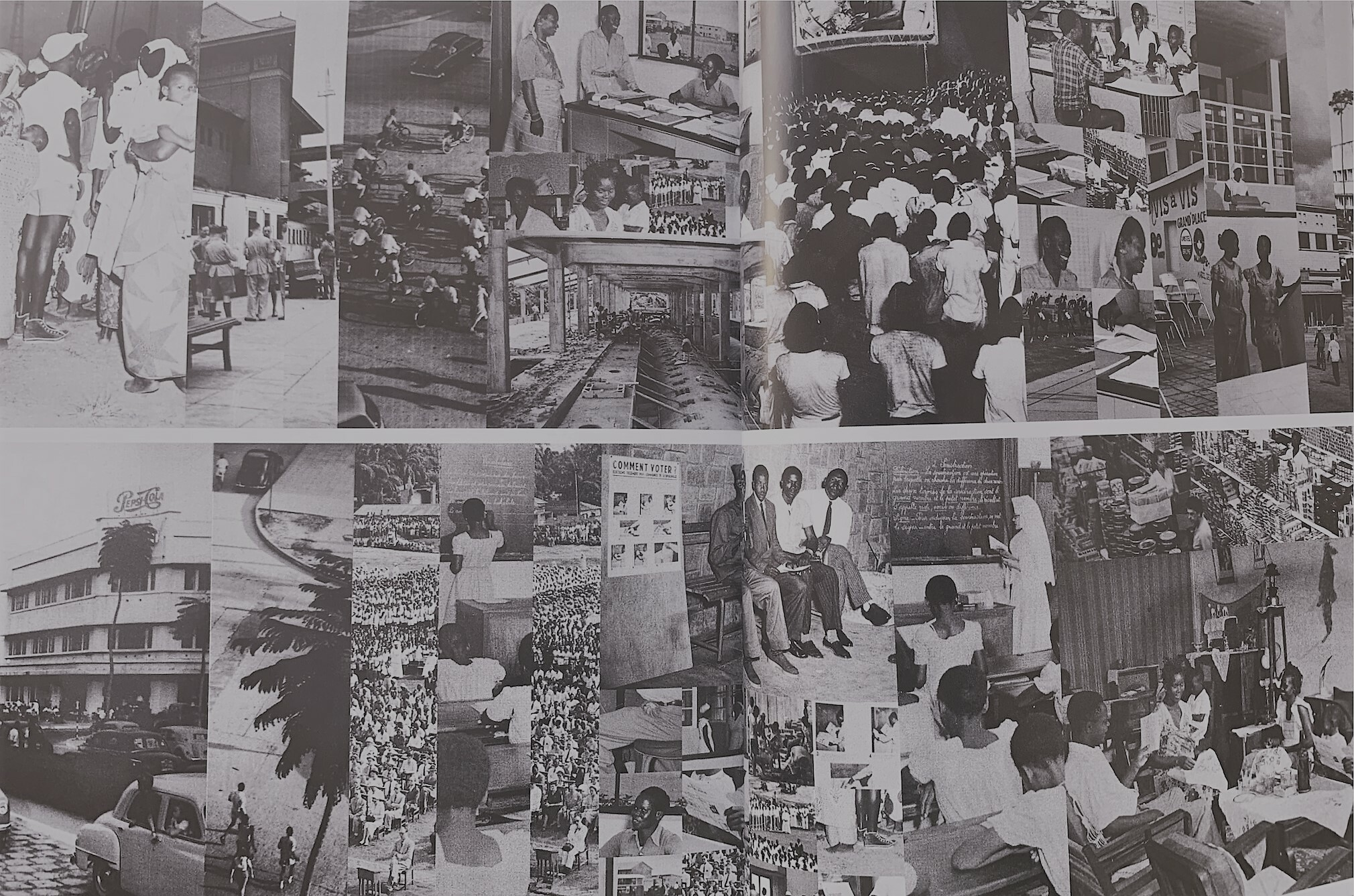 Kinshasa Chronicles