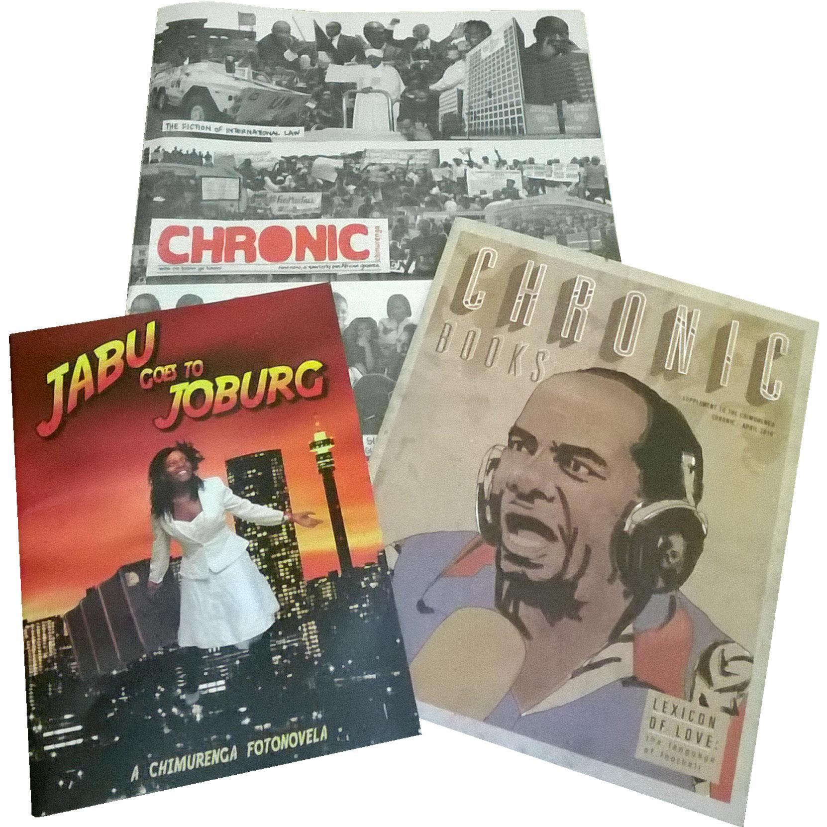 Chimurenga Chronic (April 2016) Print CC0416