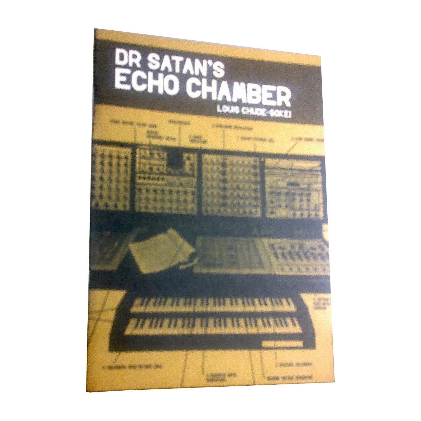 Chimurenganyana Series 2: Dr Satan's Echo Chamber by Louise Chude-Sokei (June 2012) CN06