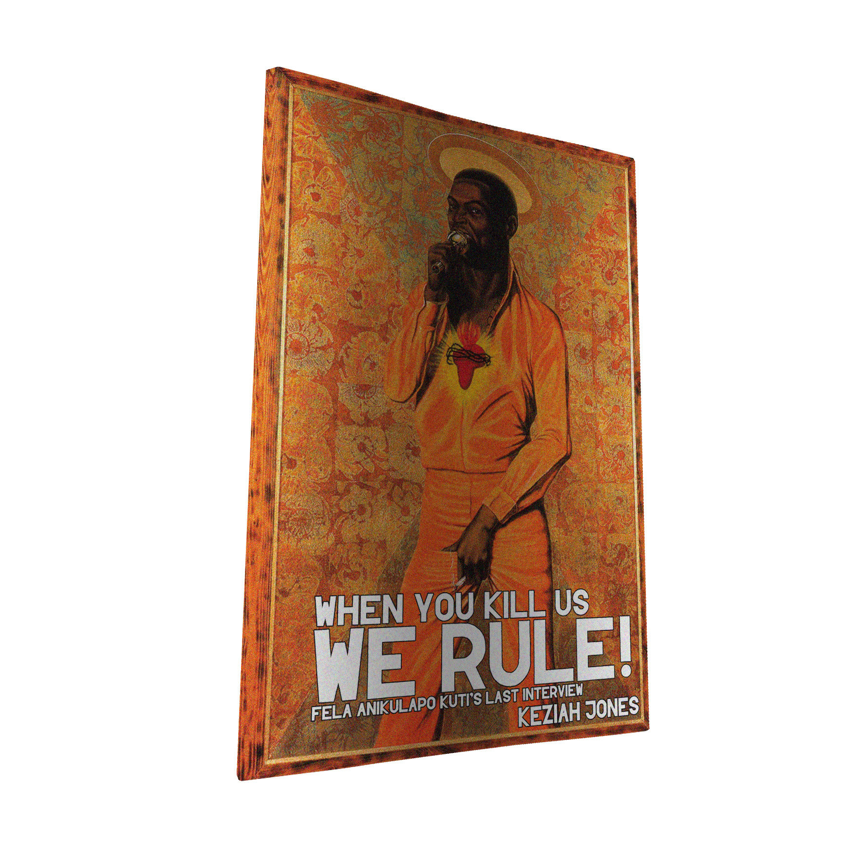 Chimurenganyana Series 1: When You Kill Us, We Rule! by Keziah Jones (June 2012) CN09