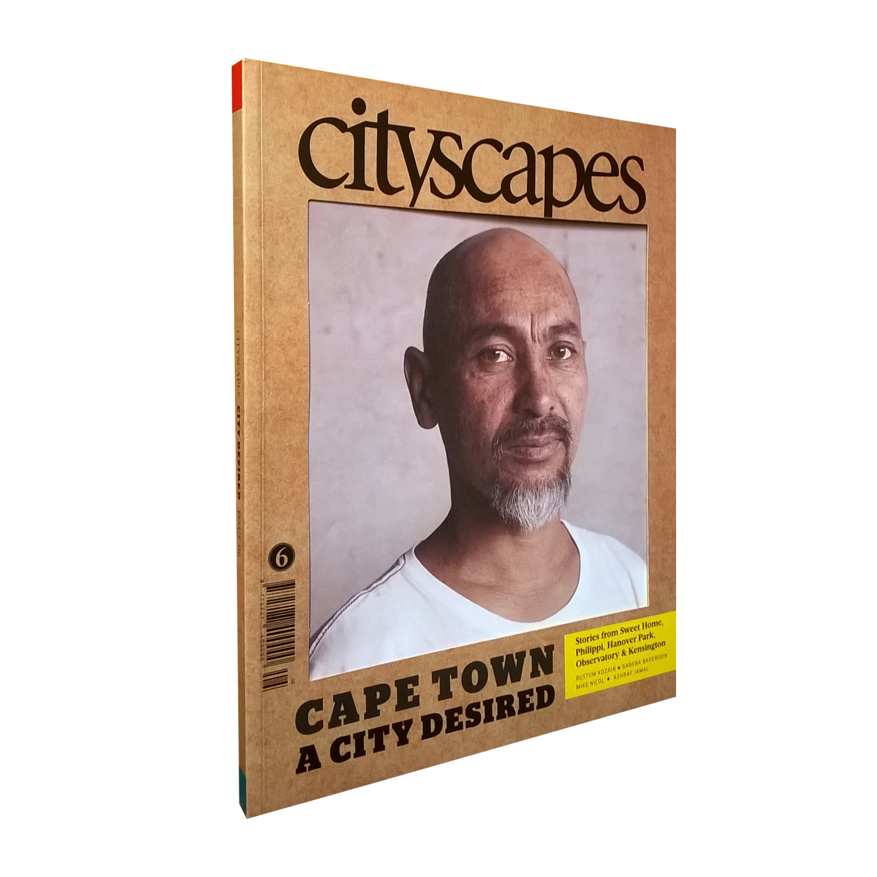 Cityscapes 6: Cape Town a City Desired (Africa Centre for Cities, February 2015) CIR06