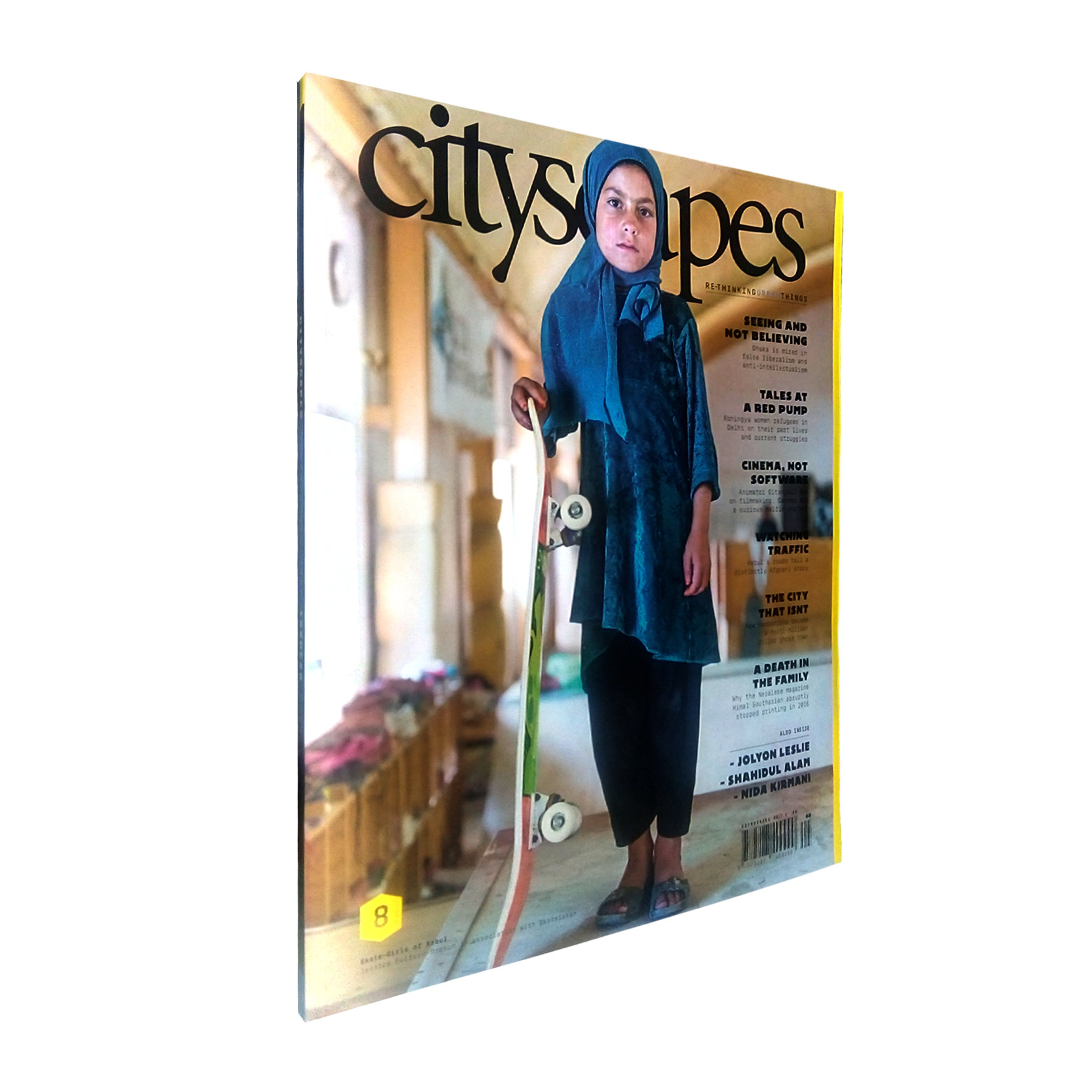 Cityscapes 8: Urban-South-Asia (Africa Centre for Cities, June 2017) CIR08