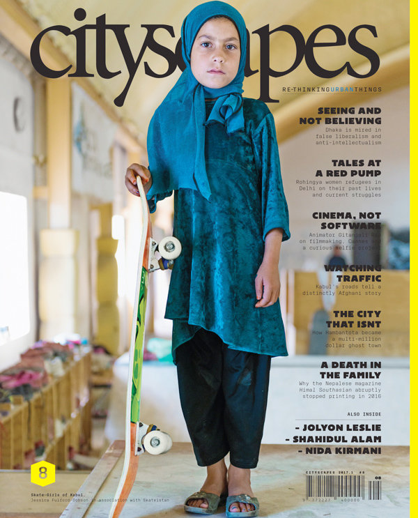 Cityscapes 8: Urban-South-Asia (Africa Centre for Cities, June 2017)