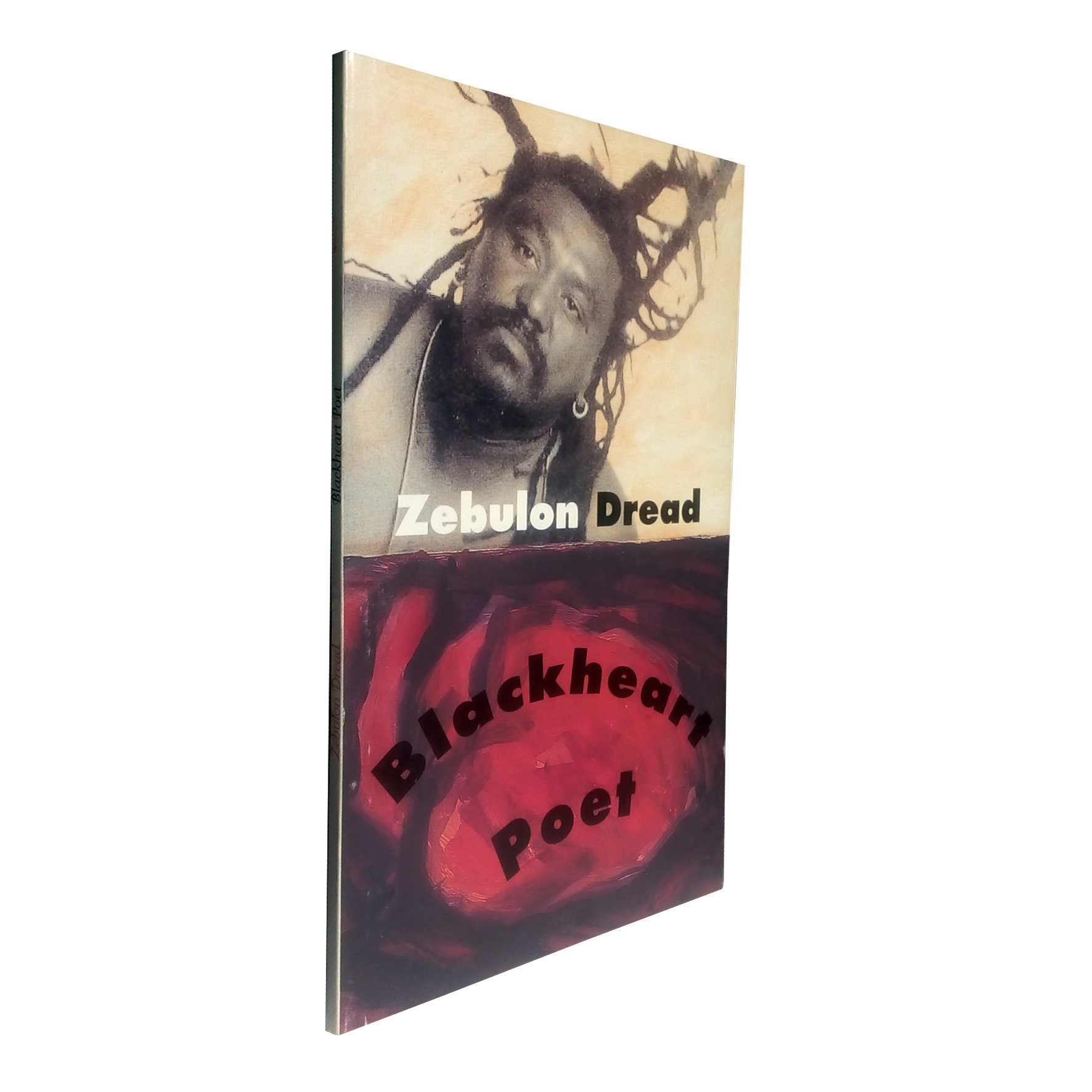 Black Heart Poet by Zebulon Dread (Zebulon Dread, 1999) CIR13