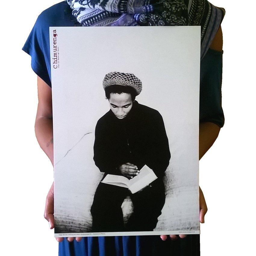 Chimurenga 6: The Orphans Of Fanon (Cover Art Print) CAP03