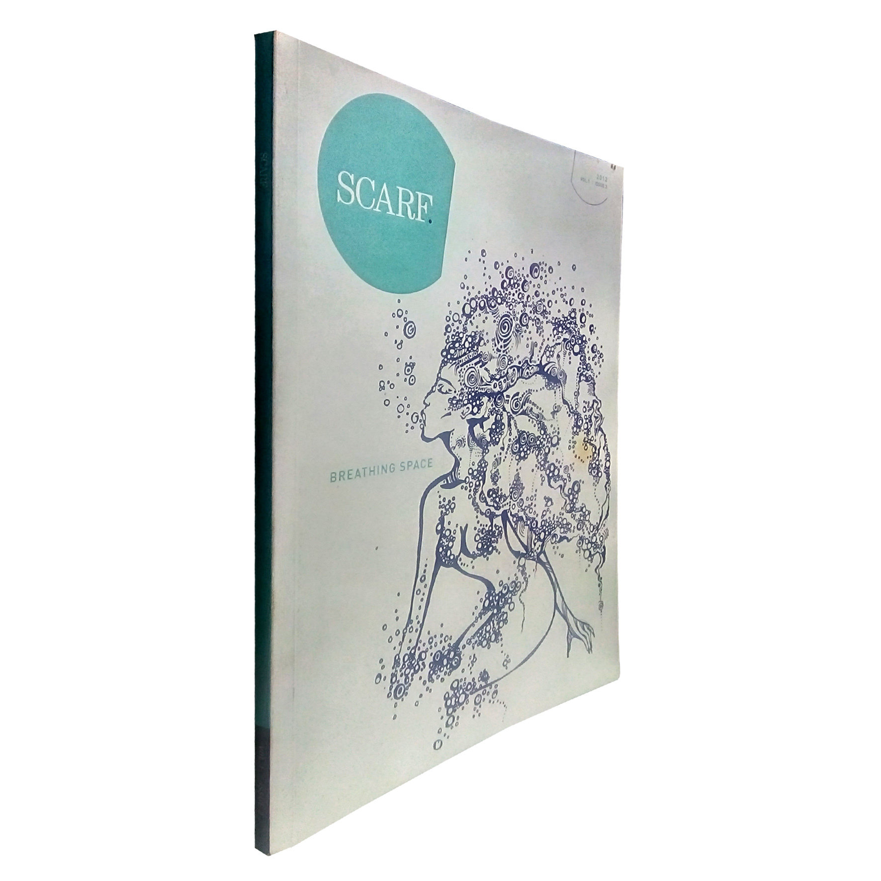 SCARF: Breathing Space - Vol 1, Issue 3 (Numbi Publications, 2012) CIR16
