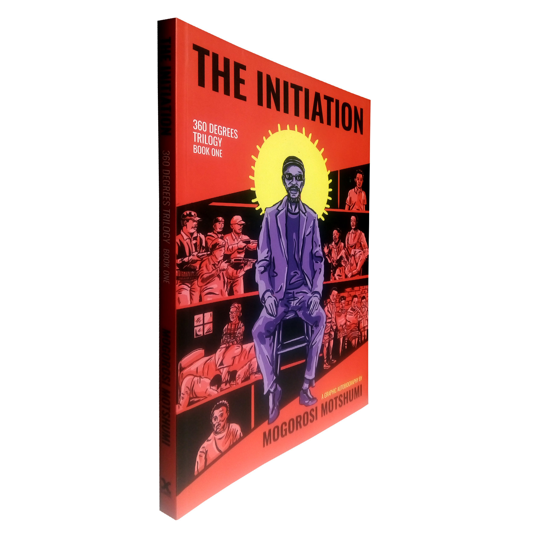 The Initiation by Mogorosi Motshumi (XLibris, 2016) CIR25