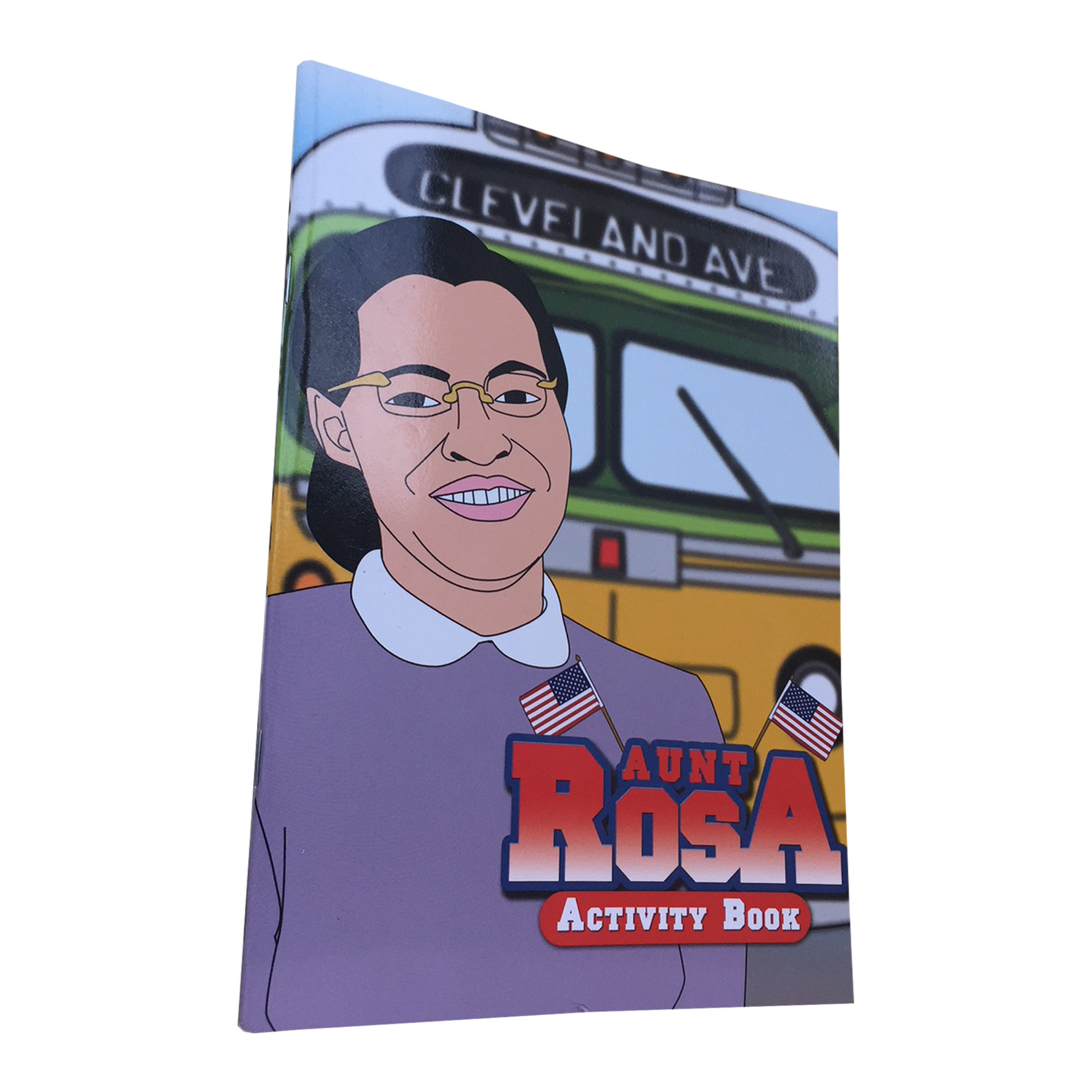 Aunty Rosa: Black History Activity Book 00002