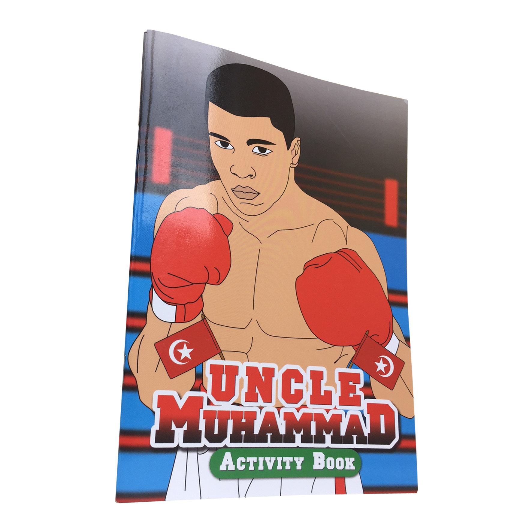 Uncle Muhammad: Black History Activity Book 00008