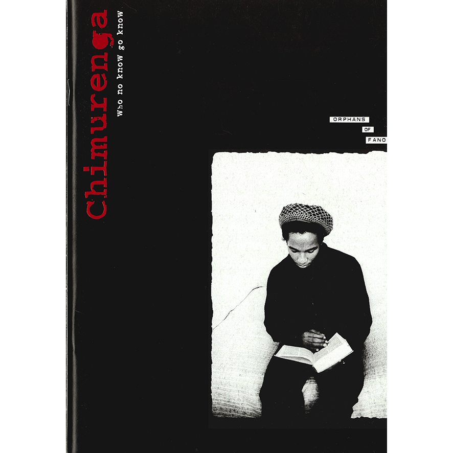 Chimurenga 06: Orphans of Fanon (October 2004) Digital CJD1004