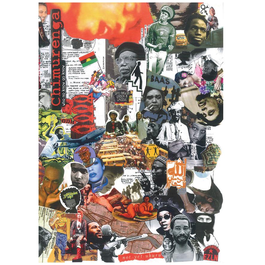 Chimurenga 08: We're All Nigerian! (December 2005) Digital CJD1202