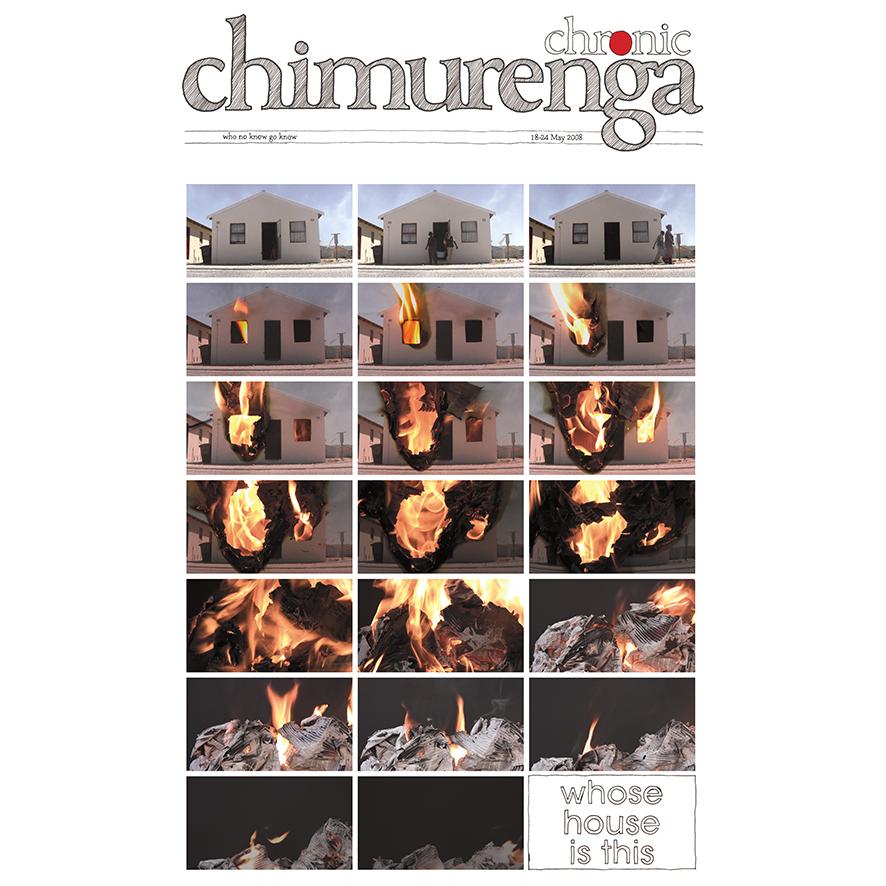 Chimurenga 16: The Chimurenga Chronicle  (October 2011) Digital CJD1011