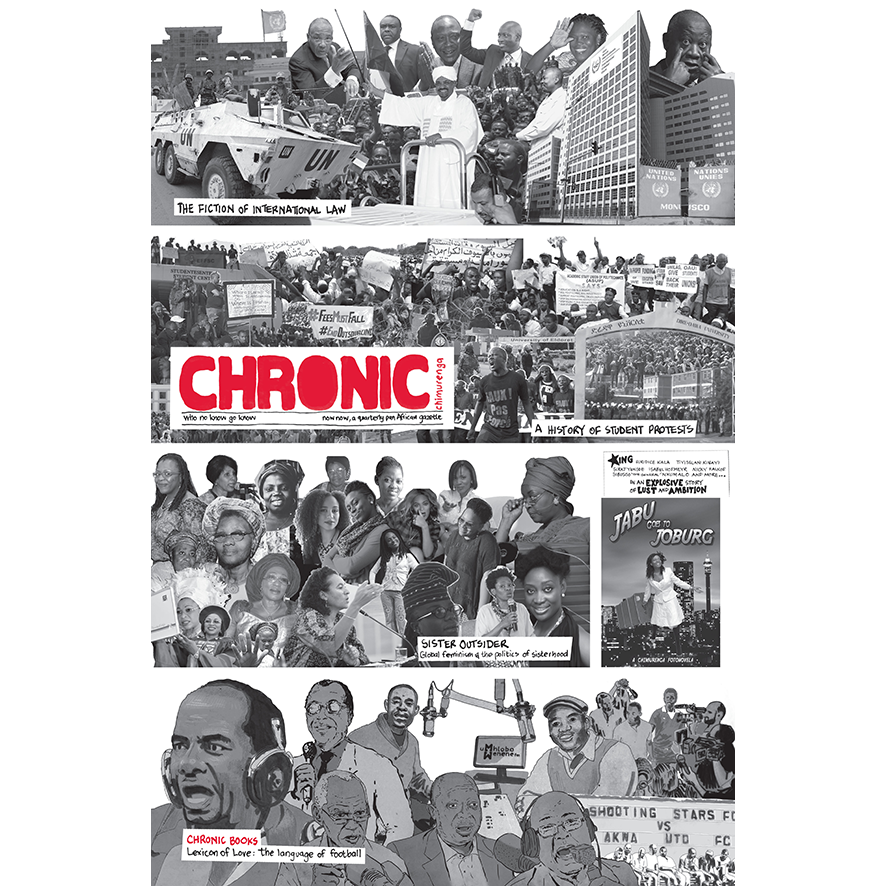 Chimurenga Chronic (April 2016) Digital CCD0416