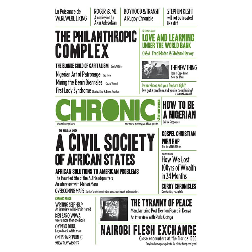 Chimurenga Chronic (August 2013) Digital CCD0813