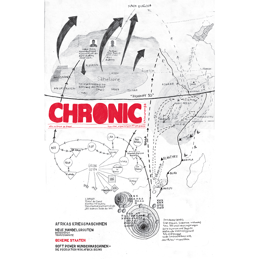 Chimurenga Chronic: German Special Edition (October 2016) Digital CCGD2