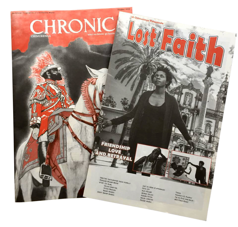 Chimurenga Chronic: On Circulations and the African Imagination of a Borderless World (October 2018) Print