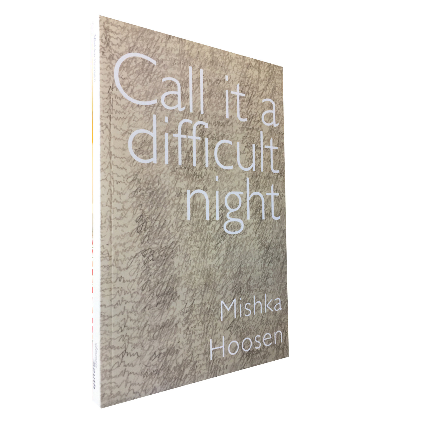 Call it a difficult night by Mishka Hoosen (Deep South, 2016) DP03