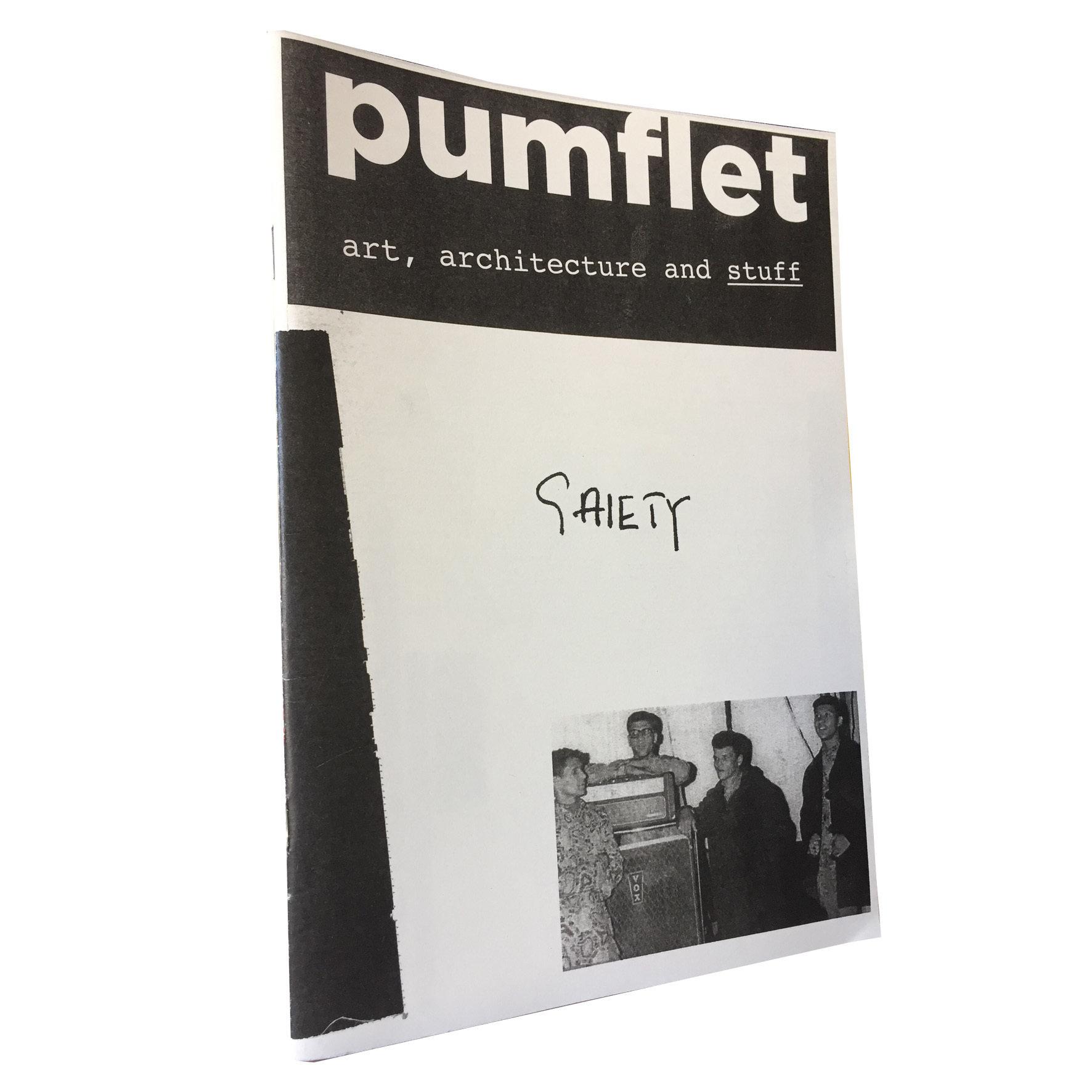 pumflet: art, architecture, and stuff - gaiety PF01