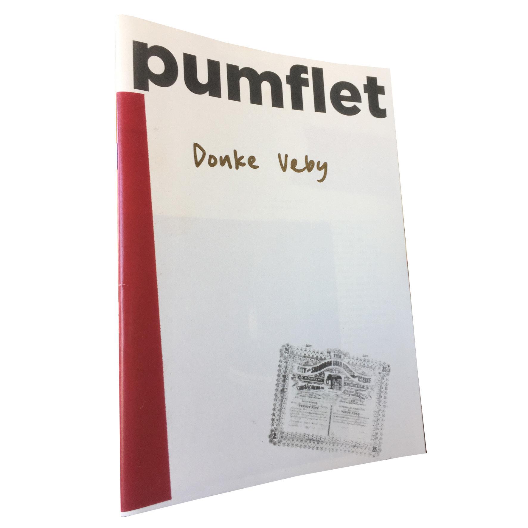 pumflet: Donke Veby PF02