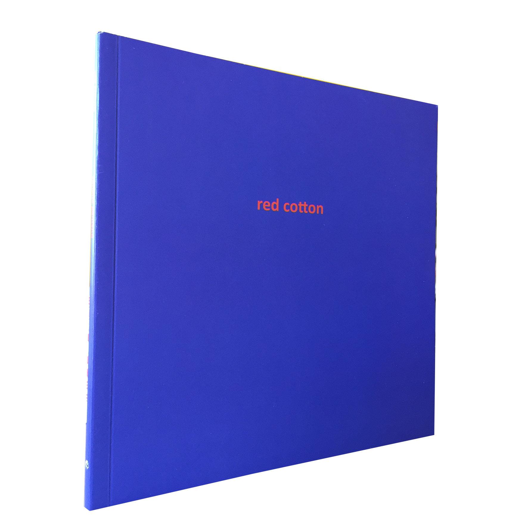 Red Cotton by Vangile Gantsho (Impepho Press) IP03