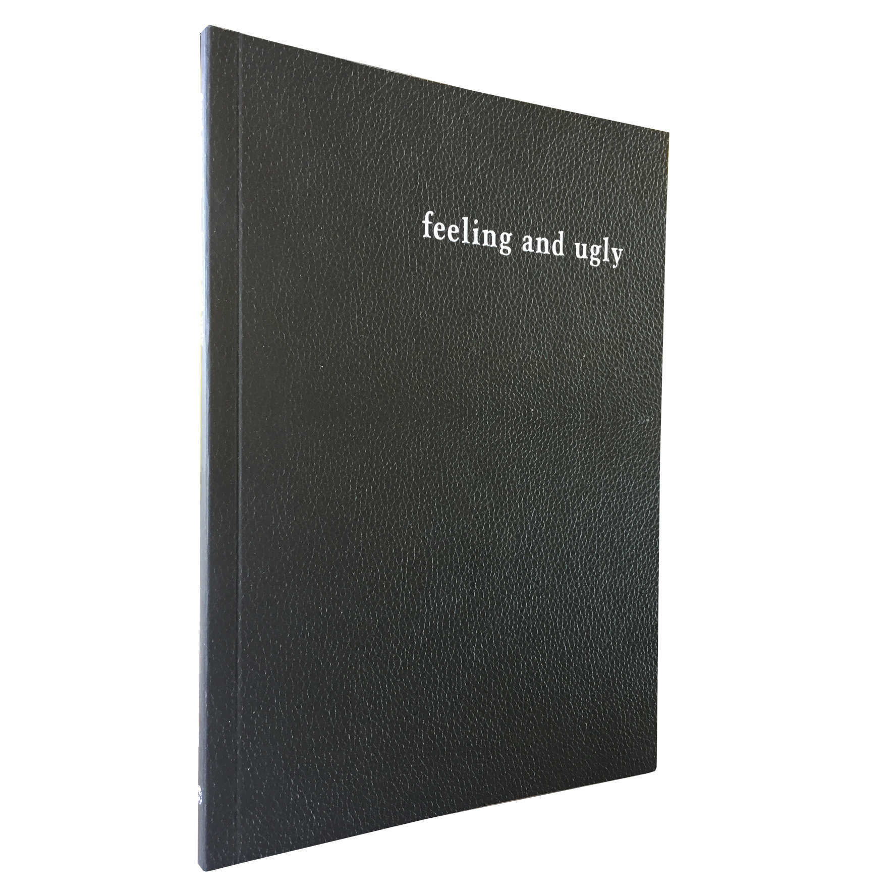 Feeling and Ugly by Danai Mupotsa (Impepho Press 2018) IP04