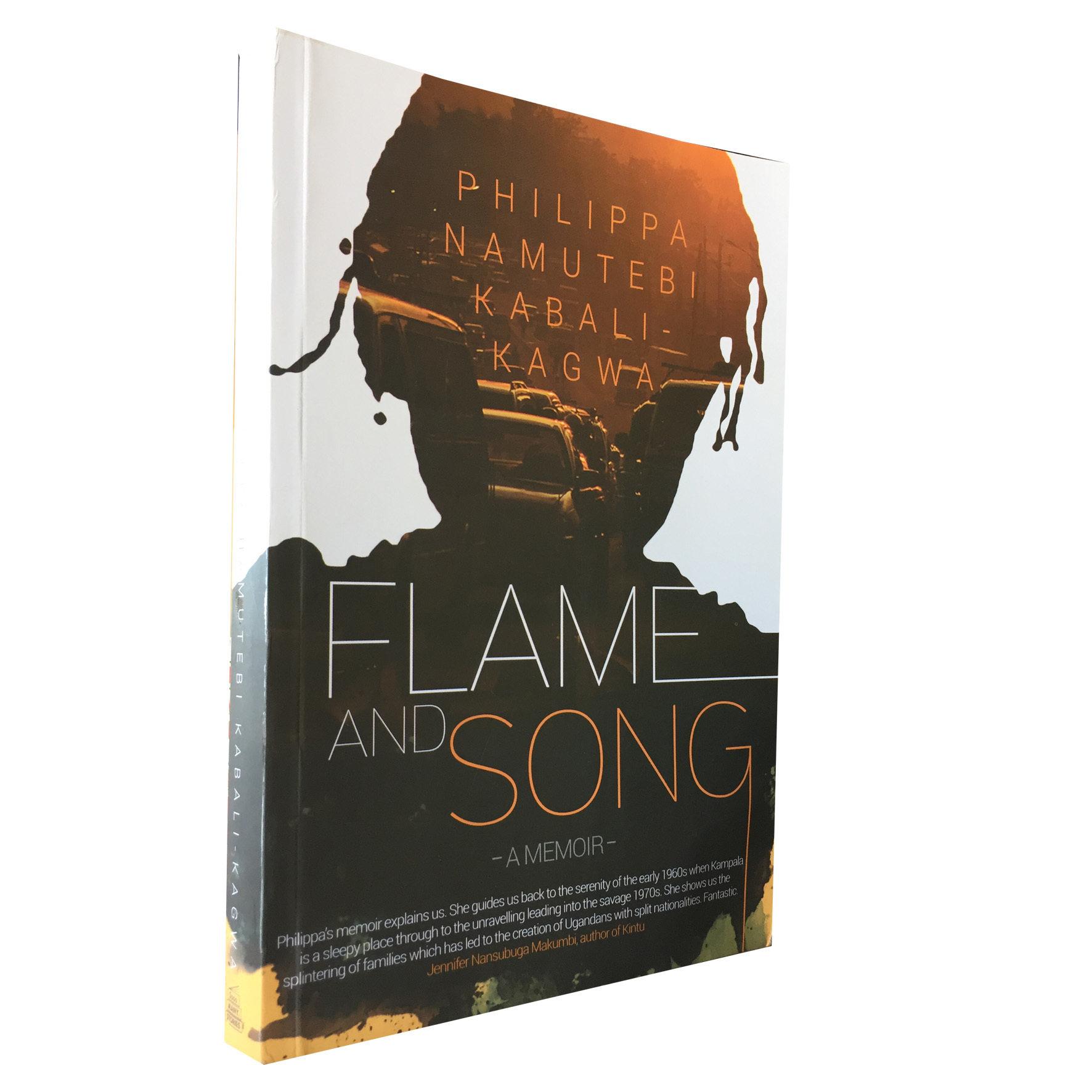 Flame and Song by Philippa Namutebi Kabali-Kagwa (Sooo Many Stories/Modjaji 2017) SM01