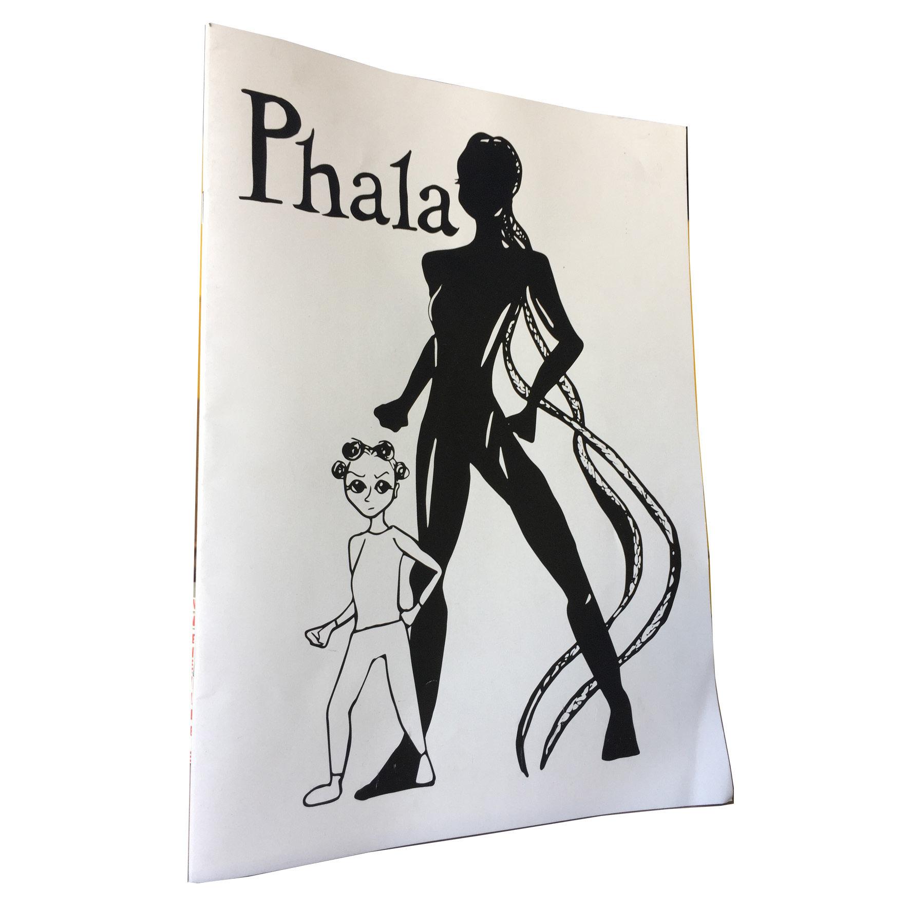 Phala by Phemelo Hellmann and Nompumelelo Kubheka Art by Bianca Levin (Hellmann) PH01